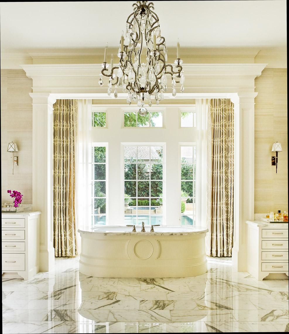 Stephen Karlisch Park Lane Bathroom