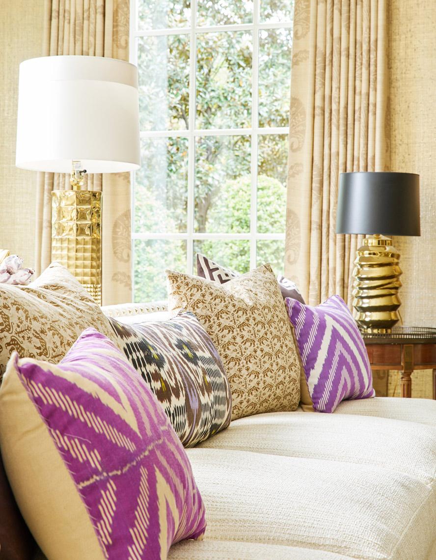 Stephen Karlisch St Johns Living Room Fabrics
