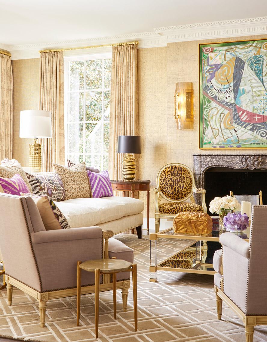 Stephen Karlisch St Johns Living Room Seating