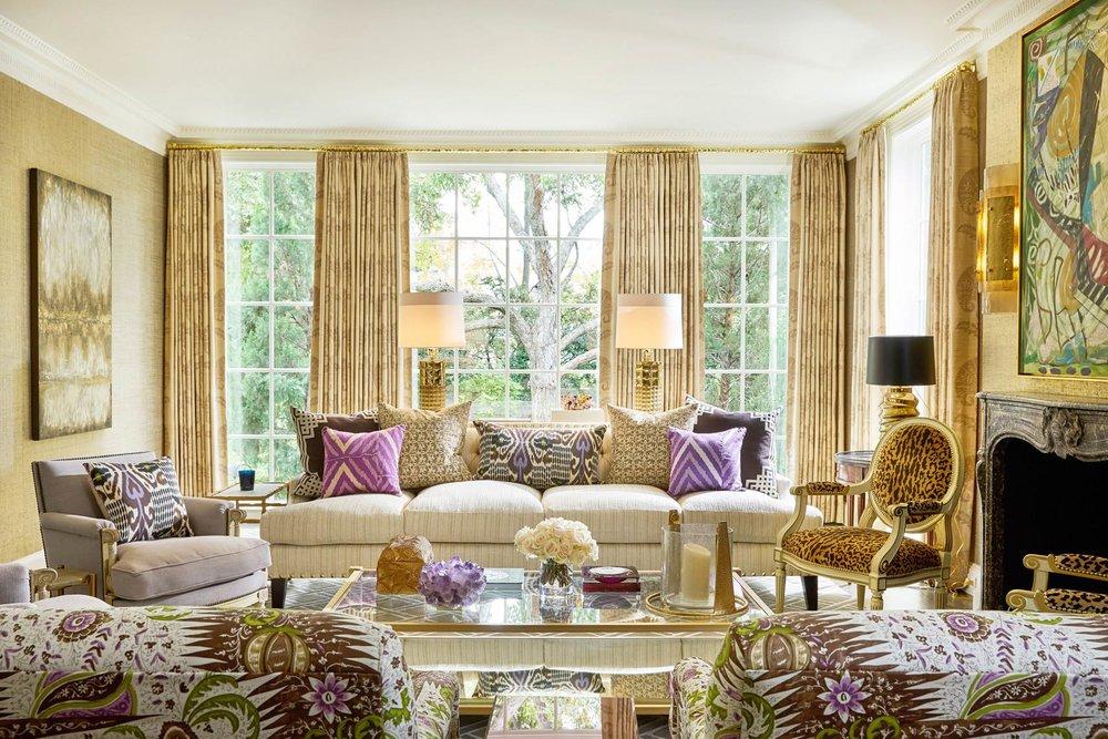 Stephen Karlisch St Johns Living Room Furniture