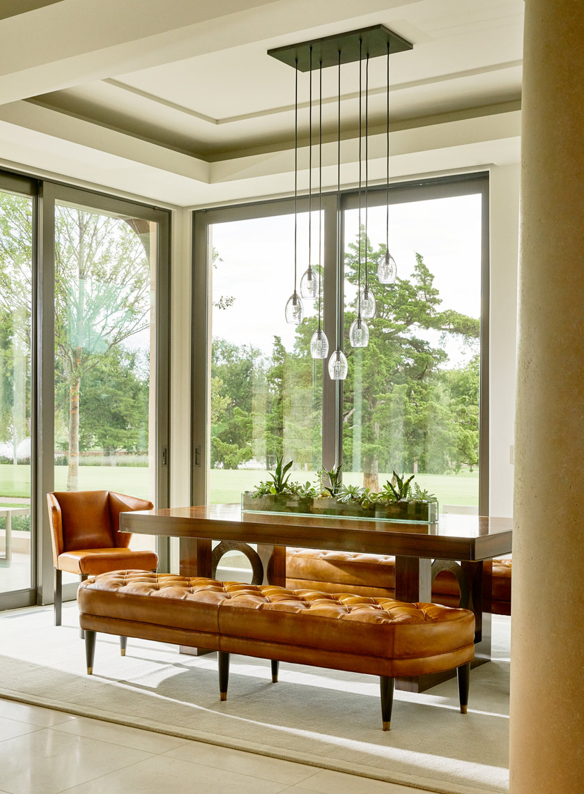Stephen Karlisch Sees Design Project Dining Room