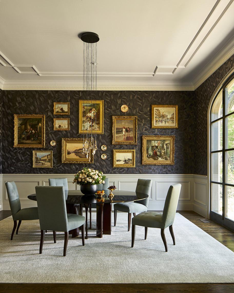 Stephen Karlisch Miramar Project Dining Room