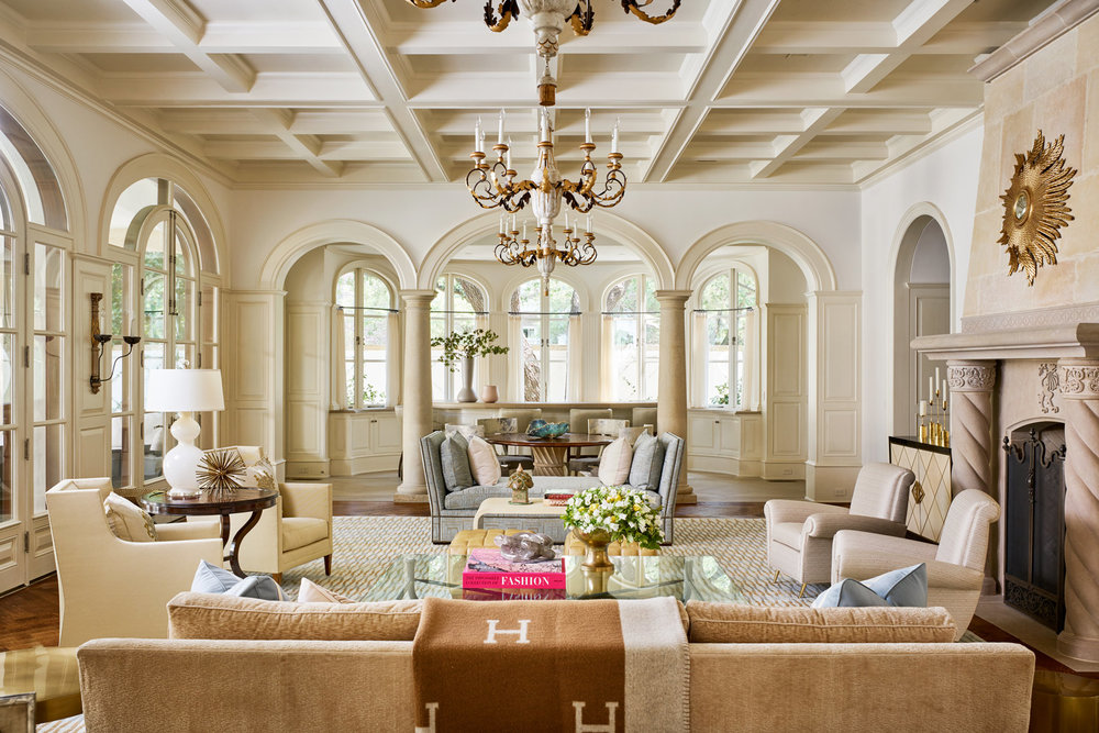 Stephen Karlisch Miramar Project Living Room