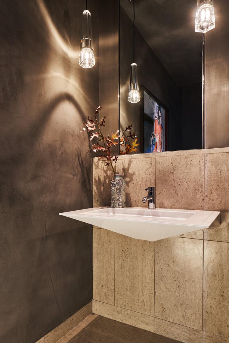 Stephen Karlisch Owens Project Bathroom Vanity