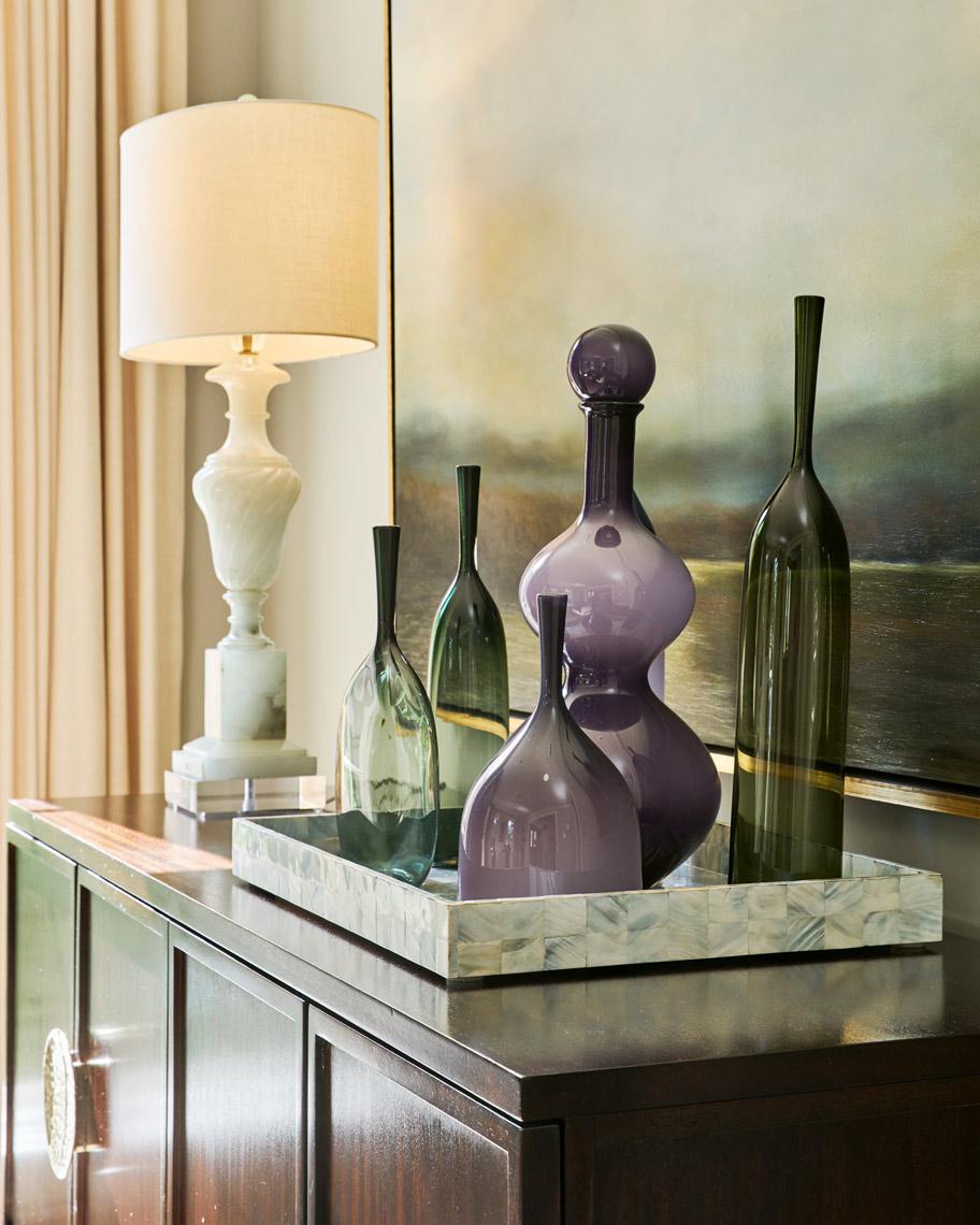 Stephen Karlisch Musgrove Project Glass Bottles
