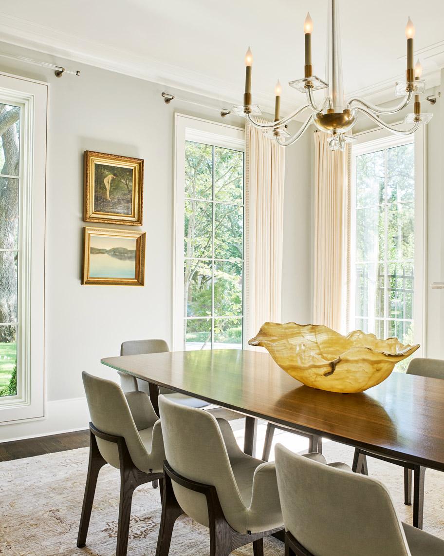 Stephen Karlisch Musgrove Project Dining Centerpiece