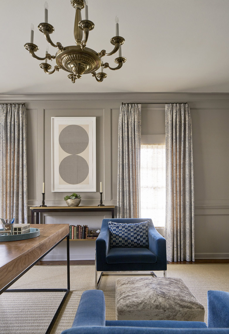 Stephen Karlisch B Magazine Project Living Room