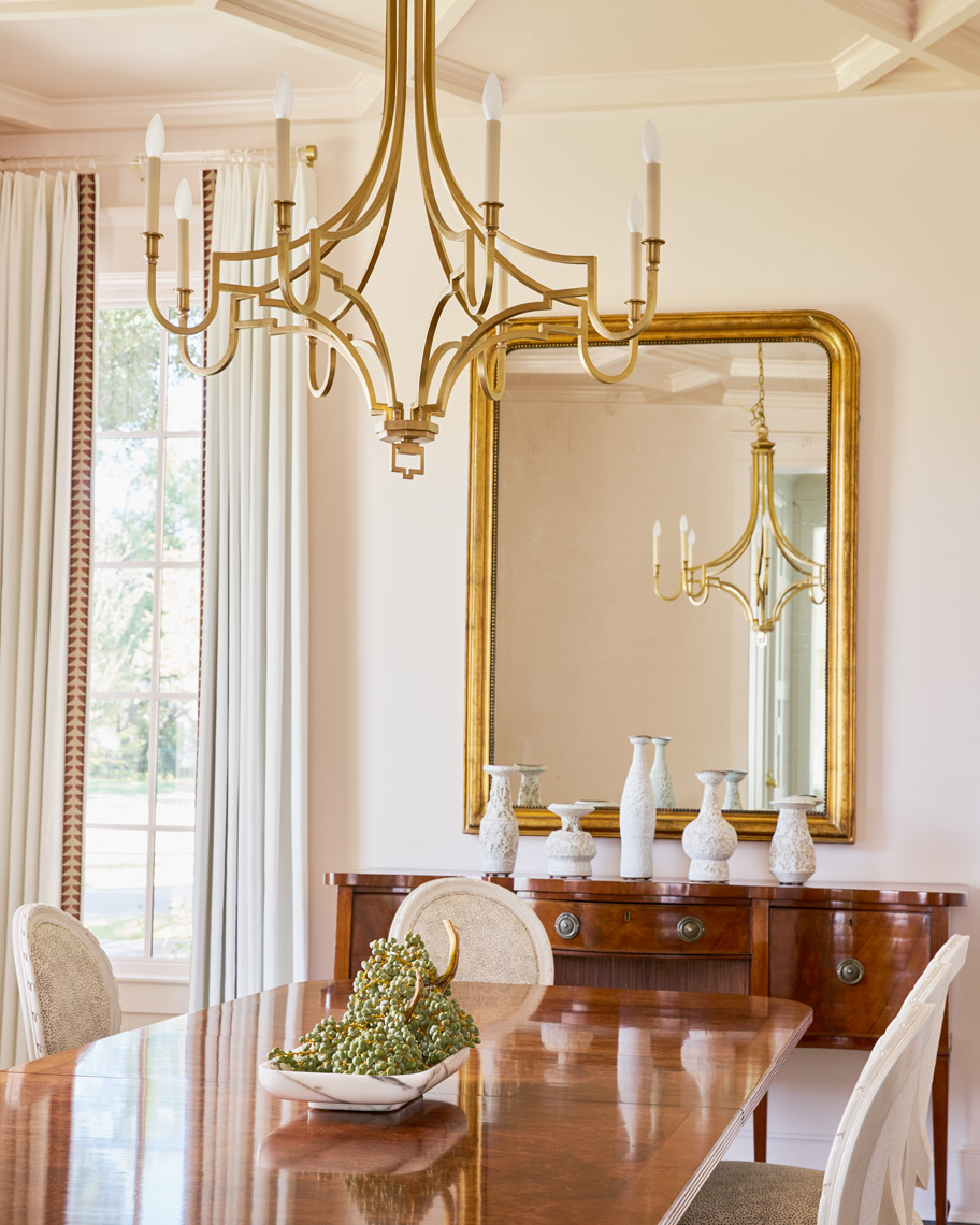 Stephen Karlisch Colgate Project Dining Room Table