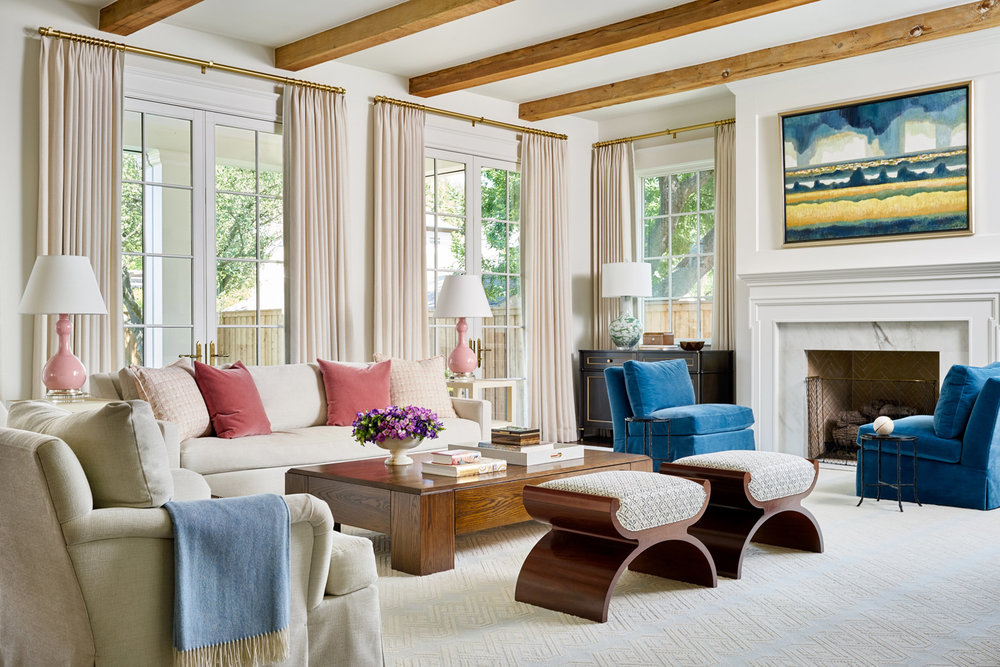 Stephen Karlisch Colgate Project Living Room