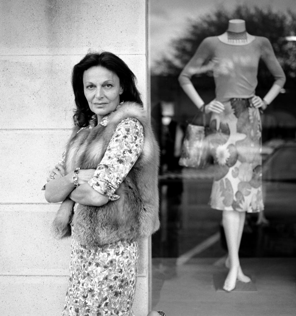 Stephen Karlisch Diane Von Furstenberg