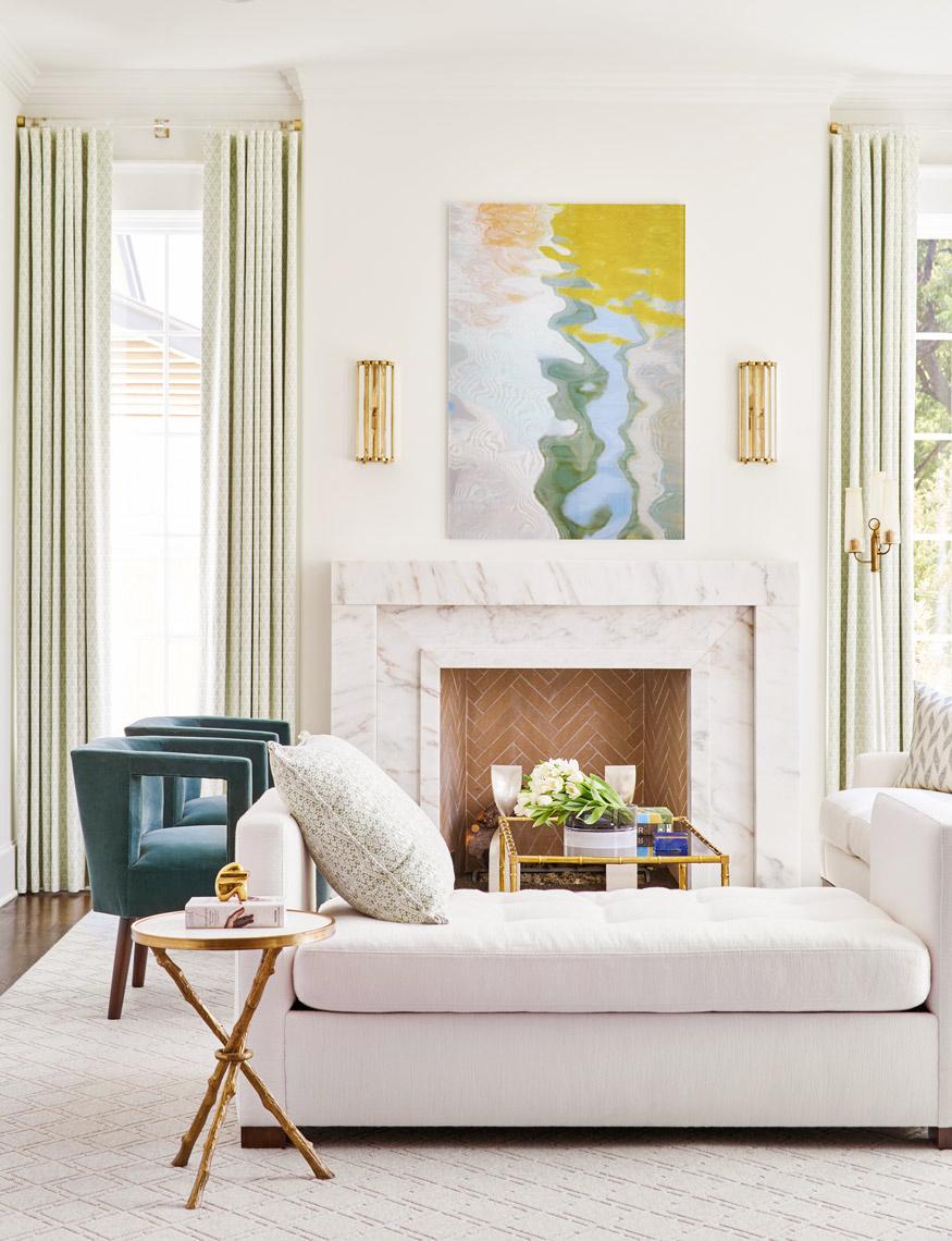 Stephen Karlisch Colgate Project Sitting Room