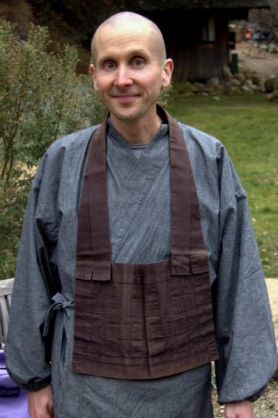 Kokyo Henkel joined the sangha as head teacher in 2009.
