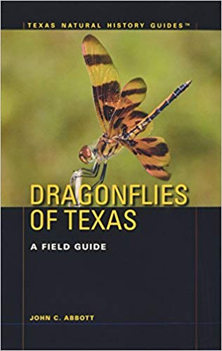 Dragonflies and Damselflies of Texas - by John Abbott.Dragonflies of Texas is the definitive field guide to these insects. It covers all 160 species with in situ photographs and detailed anatomical images as needed. Each species is given a two-page spread that includes photographs of both sexes and known variations when possible, key features, a distribution map, identification, discussion of similar species, status in Texas, habitat, seasonality, and general comments. Many of the groups also have comparative plates that show anatomically distinctive characteristics. In addition to the species accounts, John Abbott discusses dragonfly anatomy, life history, conservation, names, and photography. He also provides information on species that may eventually be discovered in Texas, state and global conservation rankings, seasonality of all species in chronological order, and additional resources and publications on the identification of dragonflies.