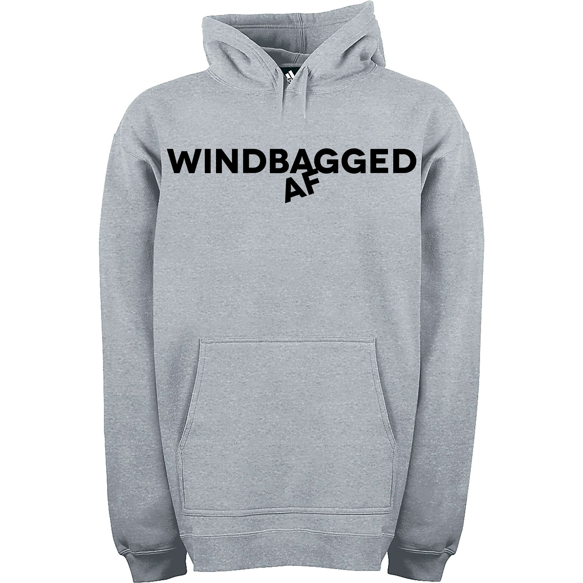WINDBAGGED