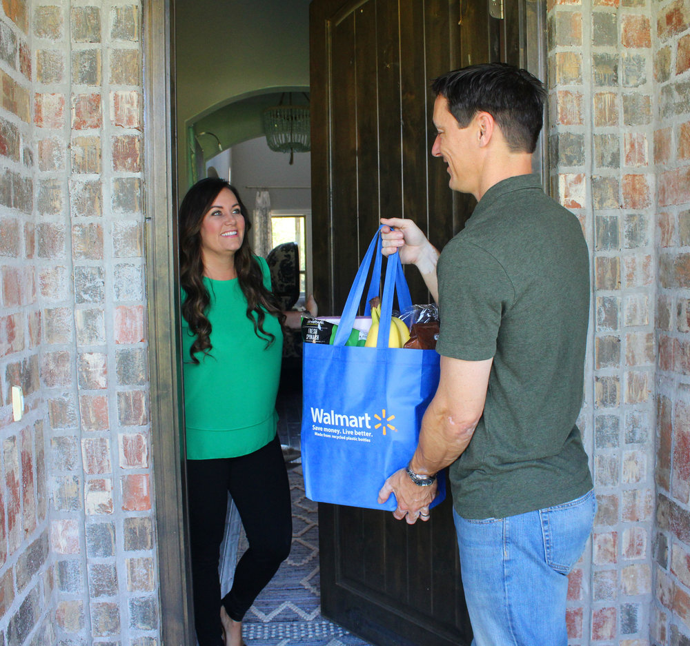 Why Walmart Delivery? - As an independent contract driver, you can earn more money picking up and delivering groceries in your area. Your business on your schedule, your tips (100%), your peace of mind (No passengers).