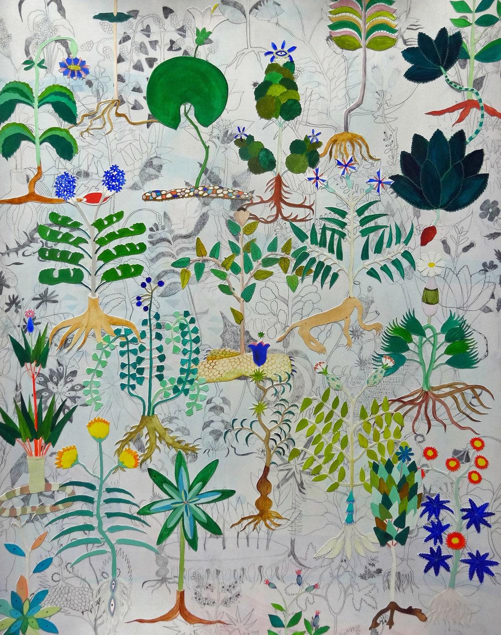 Voynich Garden