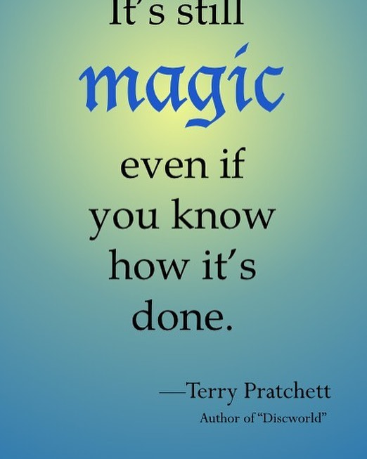You don't have to know how it is done. Just #enjoy the #magic #moment . . #magicillusion  #magician #liveentertainment  #magicshow  #bestmagician  #magiccastle