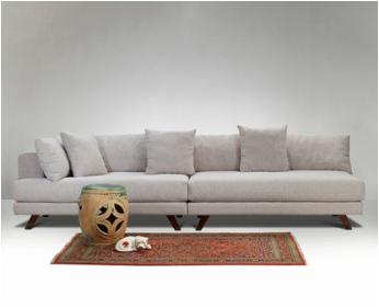 Shirin Sofa -