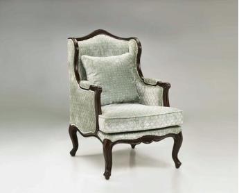 Meenu Wing Arm Chair -