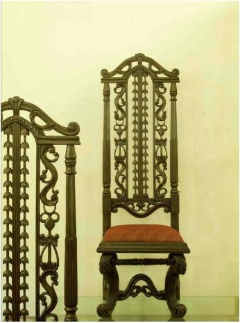 Tall Marker Chair -