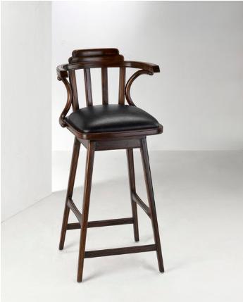 Swivel Bar Chair -