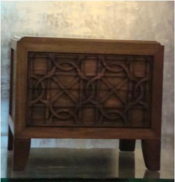 Mohammed Bedside Table -
