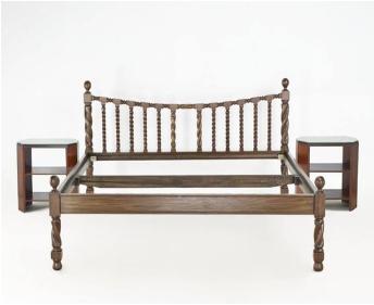 Jacobean Bed -