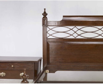 Johnson Master Bed -