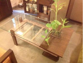 Window Coffee Table -