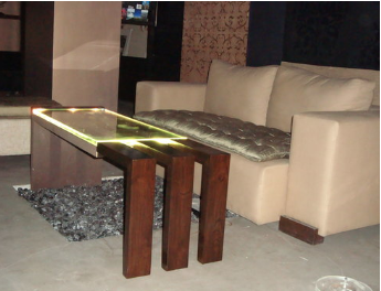 CBC Coffee Table -