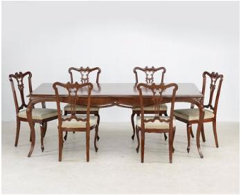 CG Dining Table -