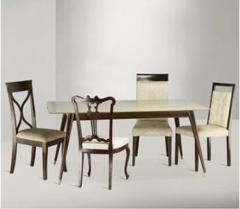 Retro Dining Table -