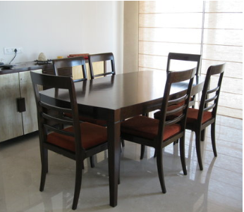 Geeta Dining Table -