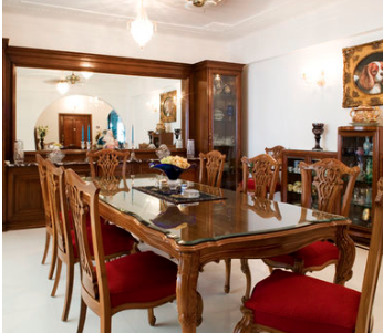 Marker Dining Table -