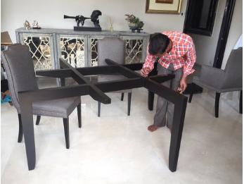 Vidhi Dining Table -