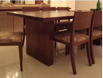 Zirak Dining Table -