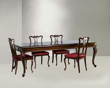 Mala Bala Dining Table -