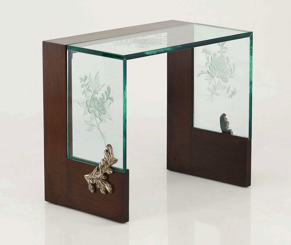 Chrysanthemum Side Table -