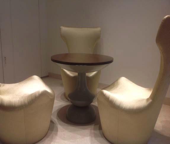Biyani Side Table -