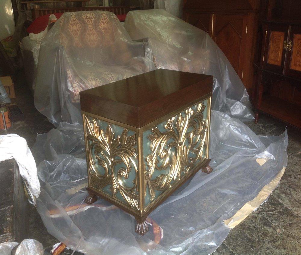 Homai Side table -