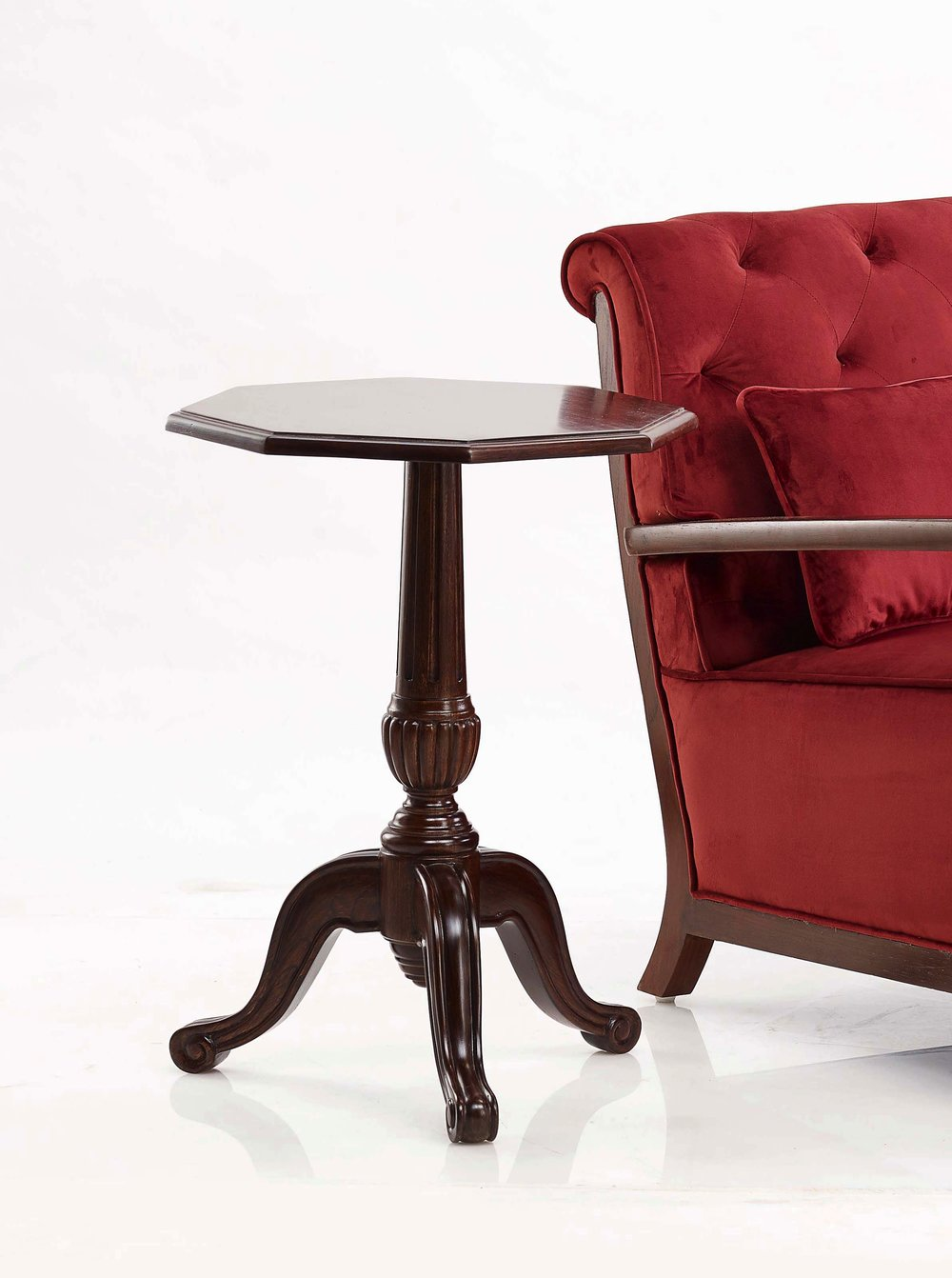 Harish Side Table -