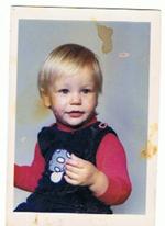 Matty in 1980 - Adelaide AU