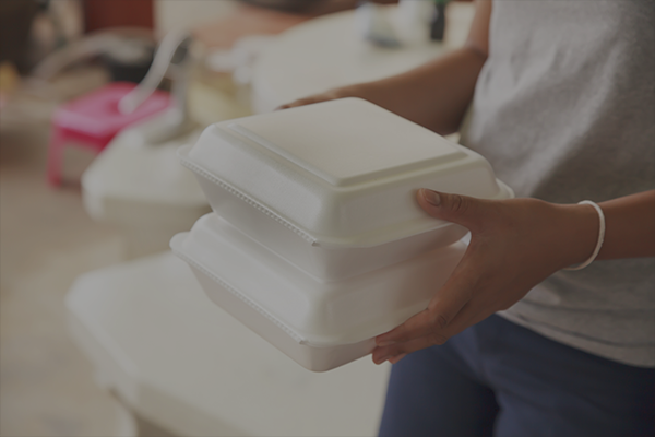 Take-out or Delivery -