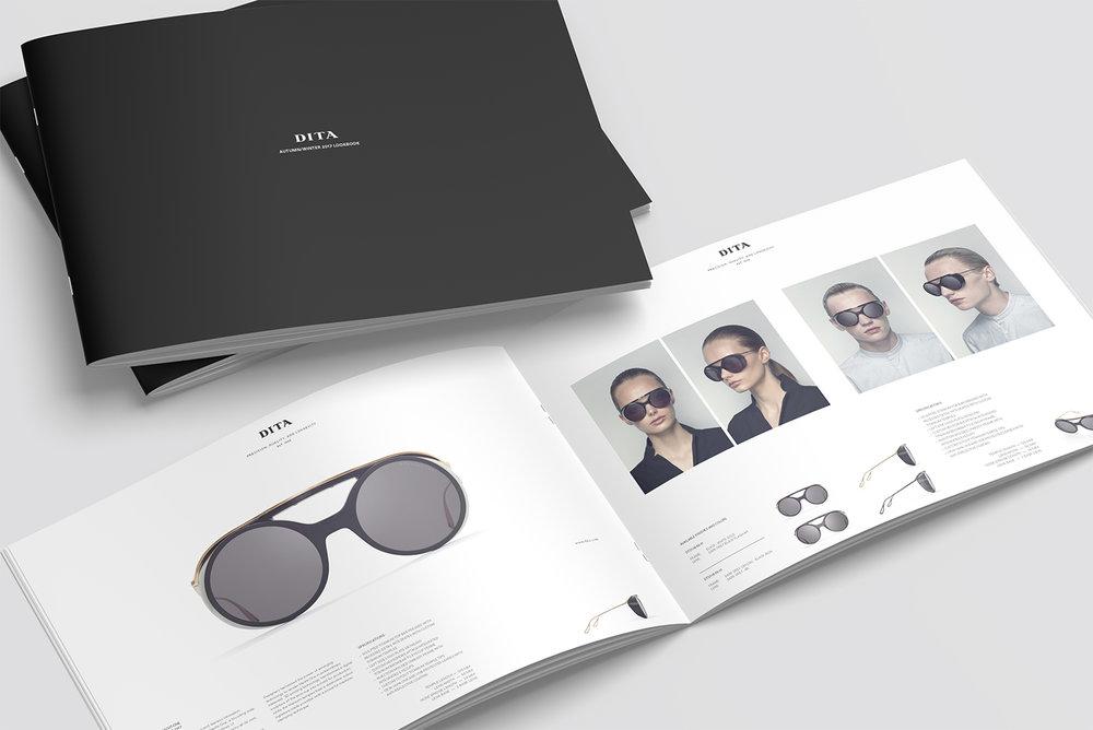 Seasonal Lookbook Design