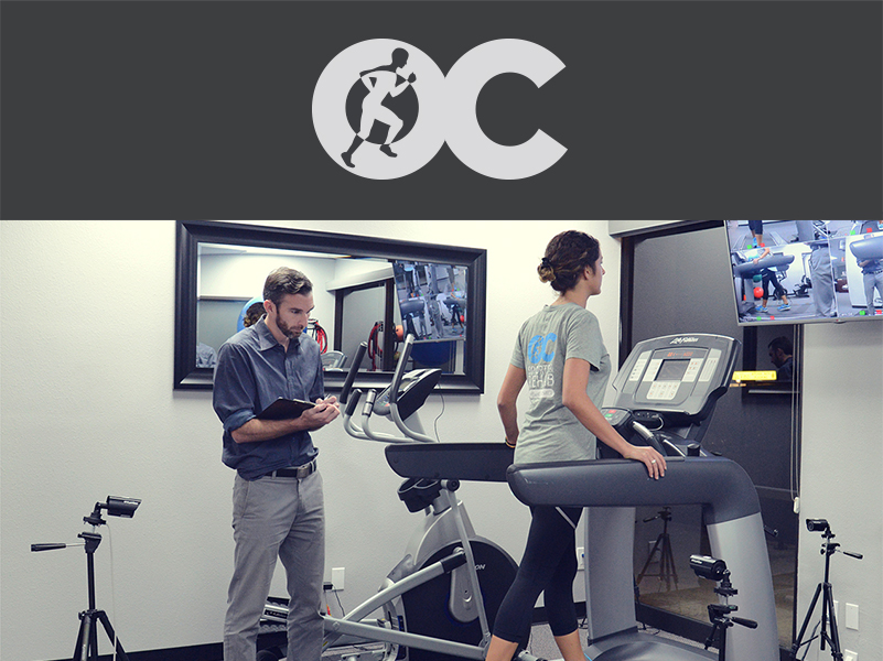 SEE BRAND IDENTITY  FROM OC SPORTS + REHAB