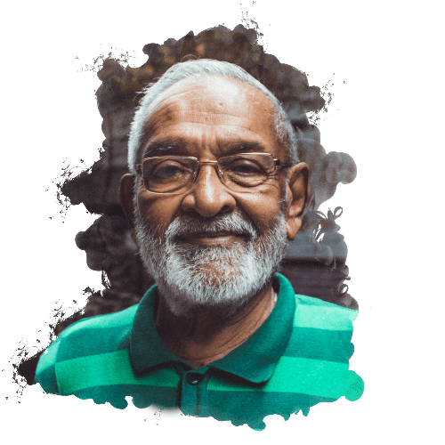 G. K. Swamy - Founder & SecretaryOur Secretary and muse, Mr. Swamy is a retired Economist from Mumbai. He chose to devote his retirement years to provide constructive interventions for the empowerment of Purkal's backward rural populace.