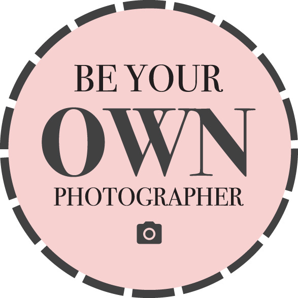 Be Your OWN Photographer
