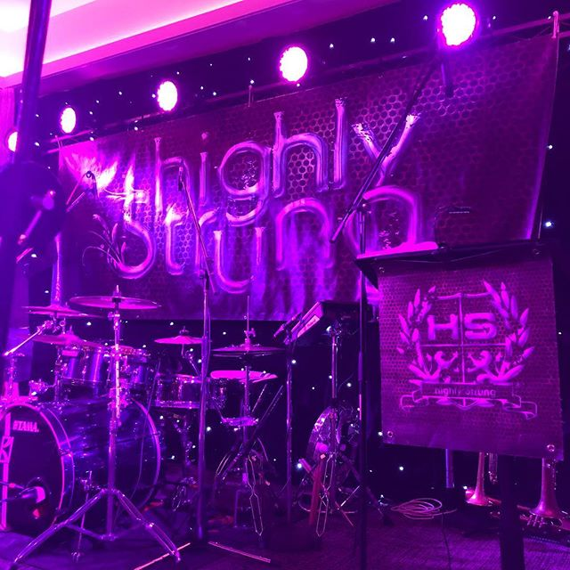 Well, what can I say? What a year for @highlystrungcarlisle it's been amazing, finishing off with the ultimate party @thehalston thank you to everyone who has been to our gigs, supported the band, followed our page, sang, danced and clapped along to our music! #coverband #liveband #brasssection #partyband #functionband