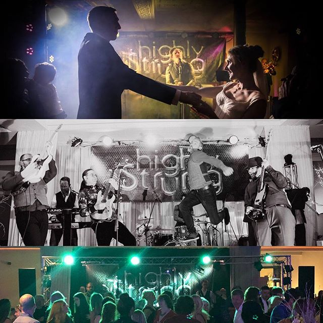 "We charge what we are worth, not what your budget is. However, you never know, you may get lucky! If we have availability on your wedding day in 2019 please email info@highlystrungband.co.uk quoting ""could this be my lucky day"" and receive a massive 15% off our regular package prices! #weddingentertainment #liveband #weddingphotography  #gettinghitched #gettingmarried #partyband Thanks to @helenwhitakerphotography And @joshua_wyborn_photographic For pictures"