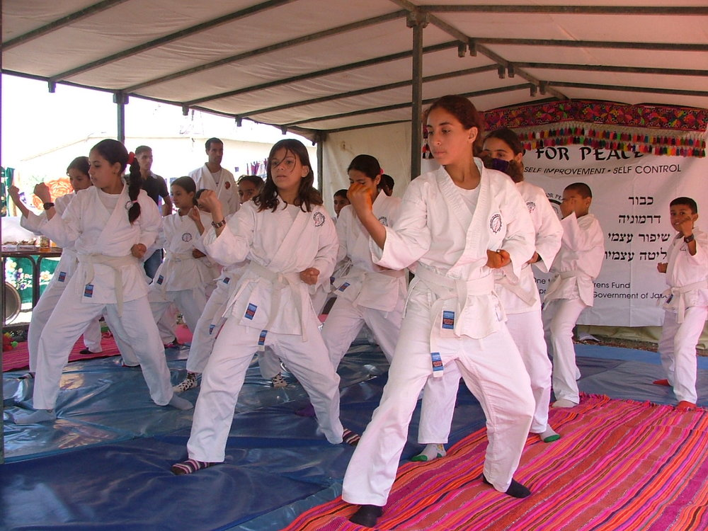 Budo for peace 1 .JPG